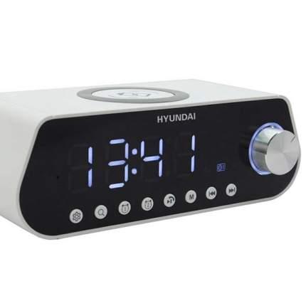 Радиоприемник Hyundai H-RCL380 White