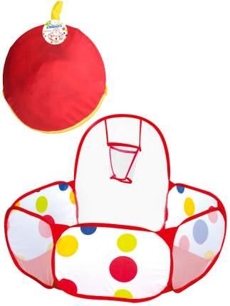 Палатка детская Сухой бассейн с кольцом, D0002/10134 Город игр