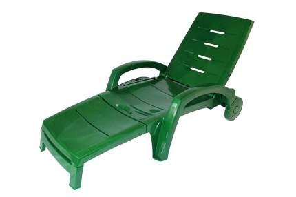 Шезлонг Стандарт Пластик СТПЛГР.ДЗ000079263.003 зеленый