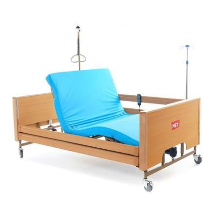 ШИРОКАЯ медицинская кровать 120 см,  MET LARGO