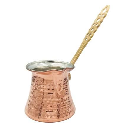 Турка для кофе медная ручной работы, на 3-4 чашки MARMA MM-TRK-03