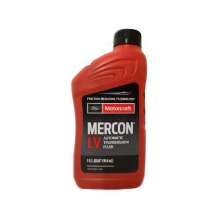 Трансмиссионное масло Motorcraft Mercon LV Automatic Transmission Fluid 0,946л