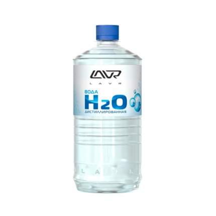 Вода дистиллированная LAVR 1л