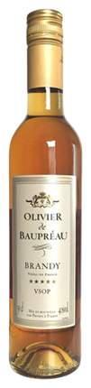 Бренди Оливье де Бопрео VSOP 0,7 4г 40%