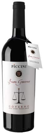 Вино Пичини Бон Говерно кр.п/сух.0,75