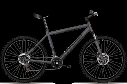 """Велосипед Stark Respect 26.1 D MS 2021 18"""" черный"""