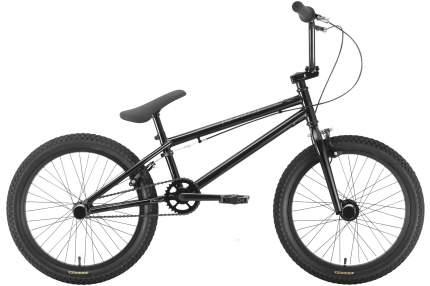 Велосипед Stark Madness BMX 1 2021 One Size черный/черный