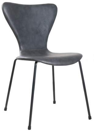Стул Bradex Home Seven Leather серый /FR 0457