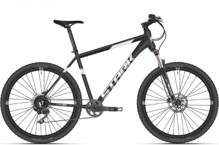 "Велосипед Stark Armer 27.6 HD 2021 18"" черный/серый"