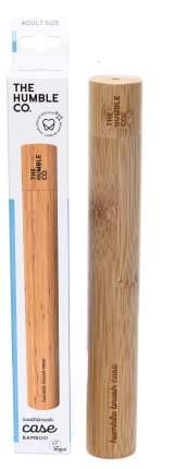 Футляр для взрослой зубной щетки HUMBLE TOOTHBRUSH CASE из бамбука