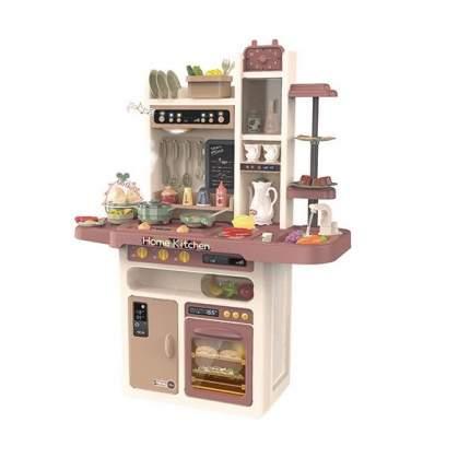 Кухня детская Modern Kitchen 889-212 вода, свет, пар, музыка, 65 предметов