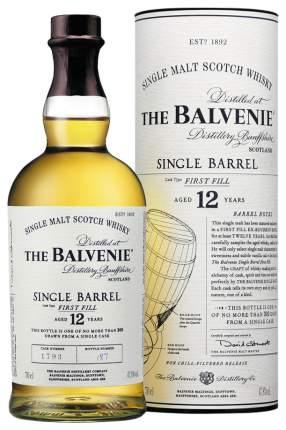 Виски Балвэни Сингл Бар 12л 47,8% 0,7п/у