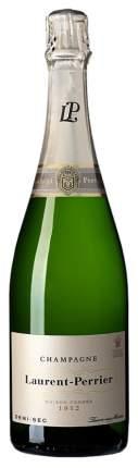 Шампанское Лоран-Перье Деми-сек бел псух