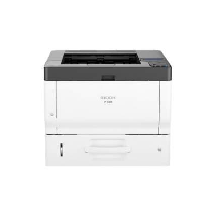 Лазерный принтер Ricoh P 501 Gray (418363)