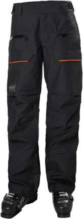 Спортивные брюки Helly Hansen Garibaldi, black, XL