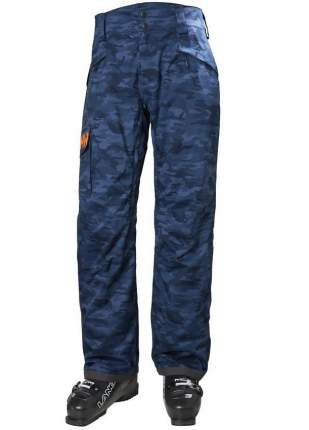 Спортивные брюки Helly Hansen Sogn Cargo Pant, blue, XL