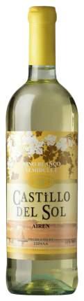 Вино столовое Кастильо дел Соль бел п/сл0,75