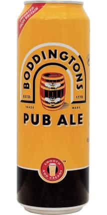 Пиво Боддингтонс Паб Але 4,6% 0,5 л.ж\б
