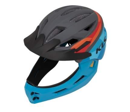Велосипедный шлем Kellys Sprout, blue-red, XS