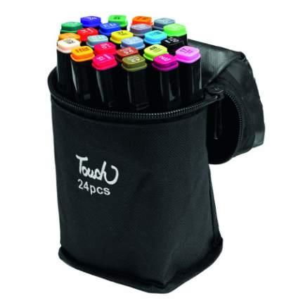 Набор маркеров для скетчинга Color Kit 24 цвета