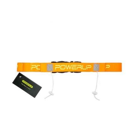 Ремень Powerup Для Номера И Гелей Orange (Б/Р:one Size)