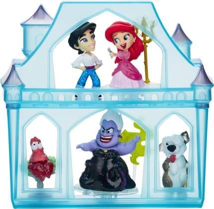 Игровой набор Hasbro Disney Princess, Принцесса Дисней, Комиксы, Замок E89905L0