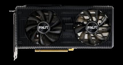 Видеокарта Palit Nvidia GeForce RTX 3060 Dual OC (NE63060T19K9-190AD)