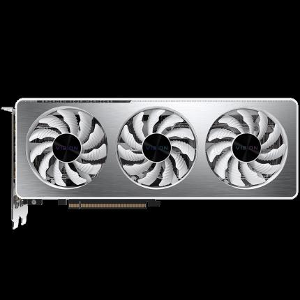 Видеокарта GIGABYTE Nvidia GeForce RTX 3060 VISION OC (GV-N3060VISION OC-12GD)