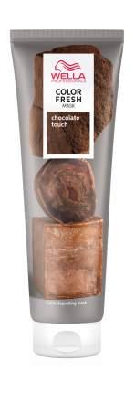 Оттеночная маска для волос Wella Professionals Color Fresh Mask Chocolate touch 150 мл