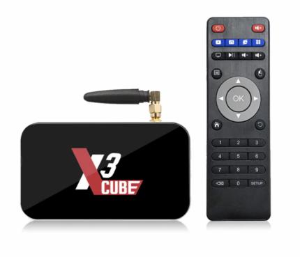 Smart-TV приставка Ugoos X3 CUBE 2G/16Gb