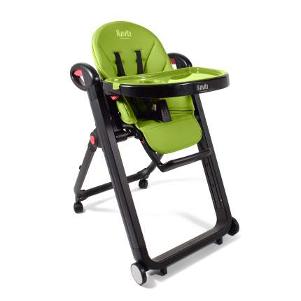 Стульчик для кормления Nuovita Futuro Nero Verde/зеленый