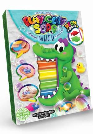 "Пластилиновое мыло своими руками Danko Toys Play Clay Soap"" 6 цветов, набор 2"