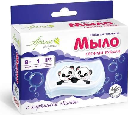 Мыло своими руками с картинкой Развивашки Панды