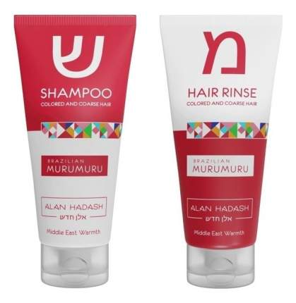 "Набор для волос Alan Hadash ""Brazilian Murumuru"" шампунь 200 мл, кондиционер 200 мл"