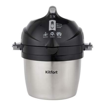 Измельчитель Kitfort KT-1396 Silver/Black