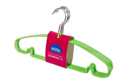 Набор вешалок для одежды MITTE Rainbow