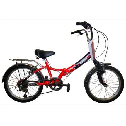 Велосипед Totem SF-276a 2019 One Size красный