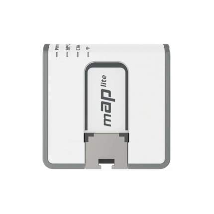 Точка доступа Wi-Fi MIKROTIK RBmAPL-2nD Gray