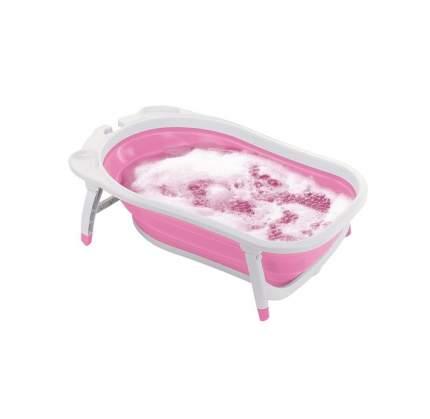 Ванна для собак Ferplast DOG SPLASH Розовая, пластик, 81,5х46,5х23см