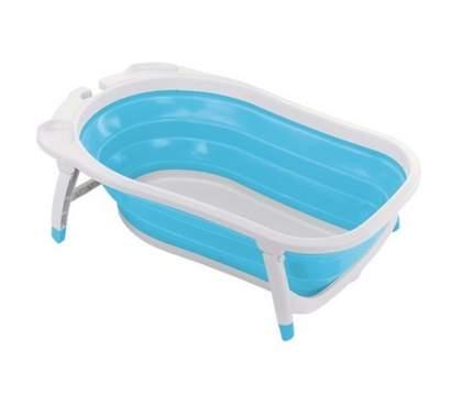 Ванна для собак Ferplast DOG SPLASH Бело-голубая, пластик, 81,5х46,5х23см