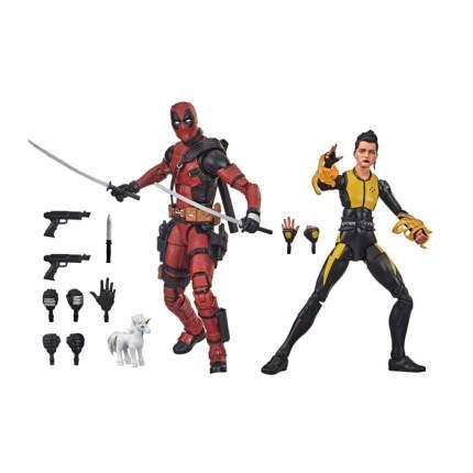 Фигурка Hasbro Deadpool: Deadpool; Negasonic Teenage