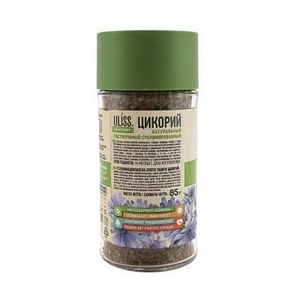 Цикорий Uliss натуральный растворимый сублимированный 85г стекло