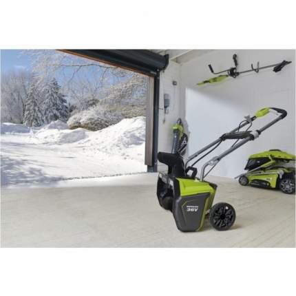 Аккумуляторный снегоуборщик Ryobi RST36B51 5133002520 без АКБ и ЗУ