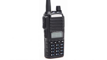 Радиостанция Baofeng UV-82 8W (3 режима мощности)