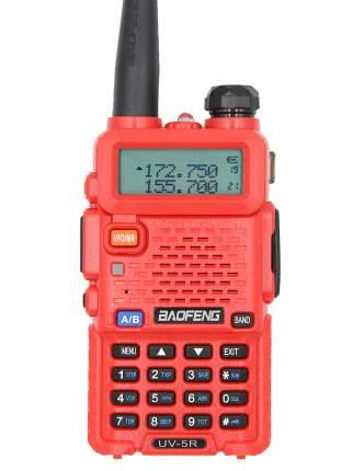 Радиостанция Baofeng UV-5R red
