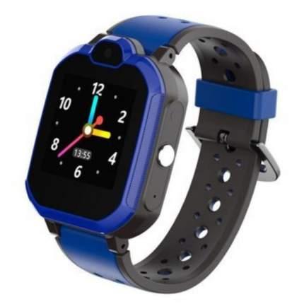 Детские умные часы Smart Baby Watch LT05 4G c gps трекером и HD камерой (синий)