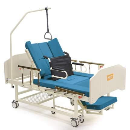Механическая функциональная медицинская кровать с интегр. креслом-каталкой MET INTEGRA