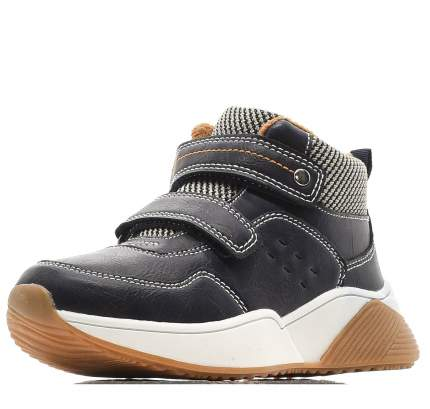 Ботинки для мальчиков ZENDEN, цв. синий, р-р 32