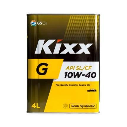 Моторное масло Kixx G SN 10W-40 SN Plus 1л