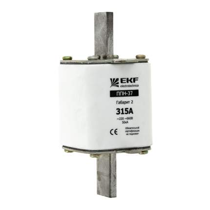 Плавкая вставка ППН-37 400/400А габарит 2 EKF PROxima